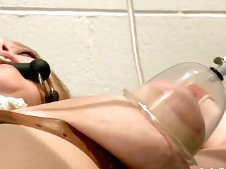 Doc Shows Hot Red-haired What She And Her Big Tits Are Good For