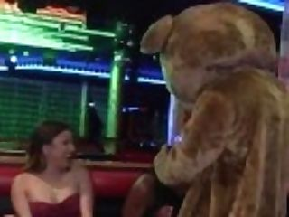 """dancing Grizzly - Interracial Crowd Of Stunners Gagging On Big Dicks"""