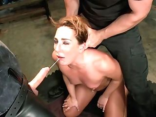 Marionette Trainee Is Fucked And Whipped