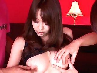 Akari Asagiri Needs Stiff Chisels In - More At Pissjp.com