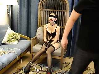 美女捆绑调教asian Damsel Restraint Bondage Have Fun
