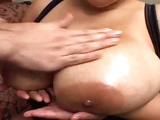Sweet Bosomy Slum Hoes Getting Popshot On Their Tits