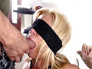 Smoking Hot Policewoman Alexis Fawx Is Tied Up And Fucked By One Pervy Stud
